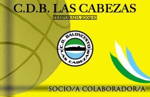 Socio colaborador CDBLC