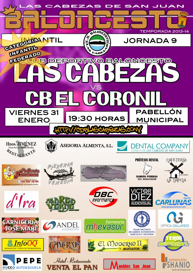 Local Coronil INFANTIL